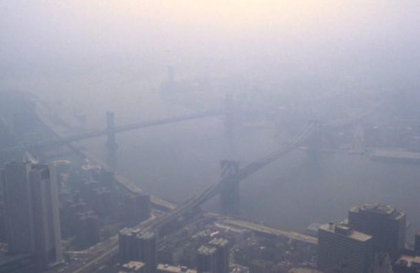 Smog New-York