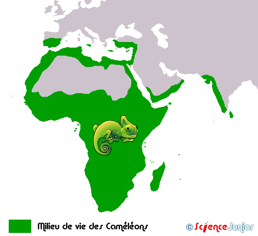 Carte repartition