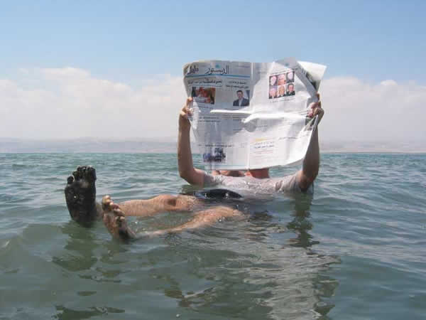 La mer morte