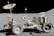 Véhicule d'exploration lunaire, lors de la mission Apollo 11 en 1969