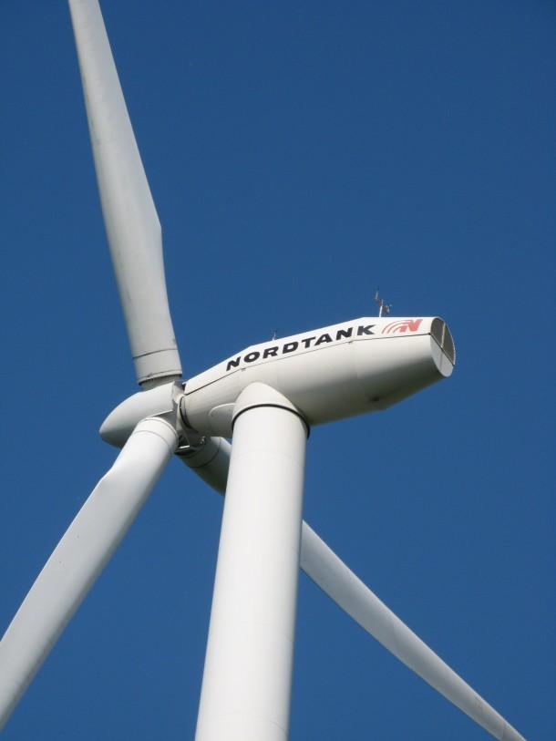 Nacelle d'une éolienne