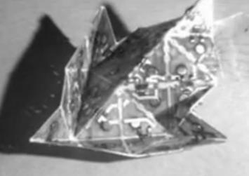 Origami électronique