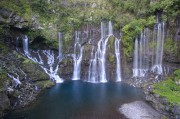 Une résurgence sur l'ile de la Réunion
