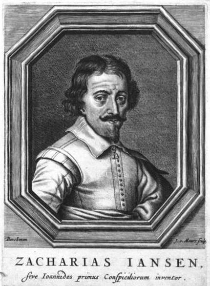 Zacharias Janssen, l'inventeur du premier microscope